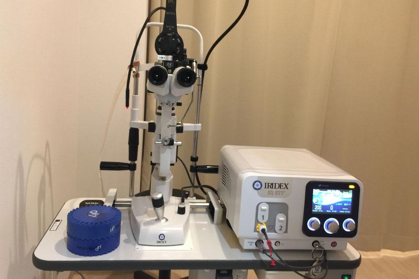 最新の検査機器、治療機器2